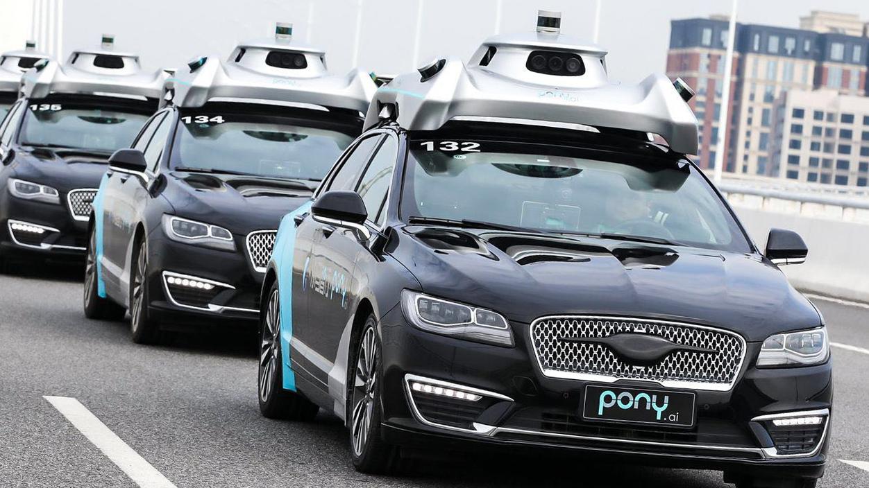 Такси без водителей появятся в США уже в 2022 году