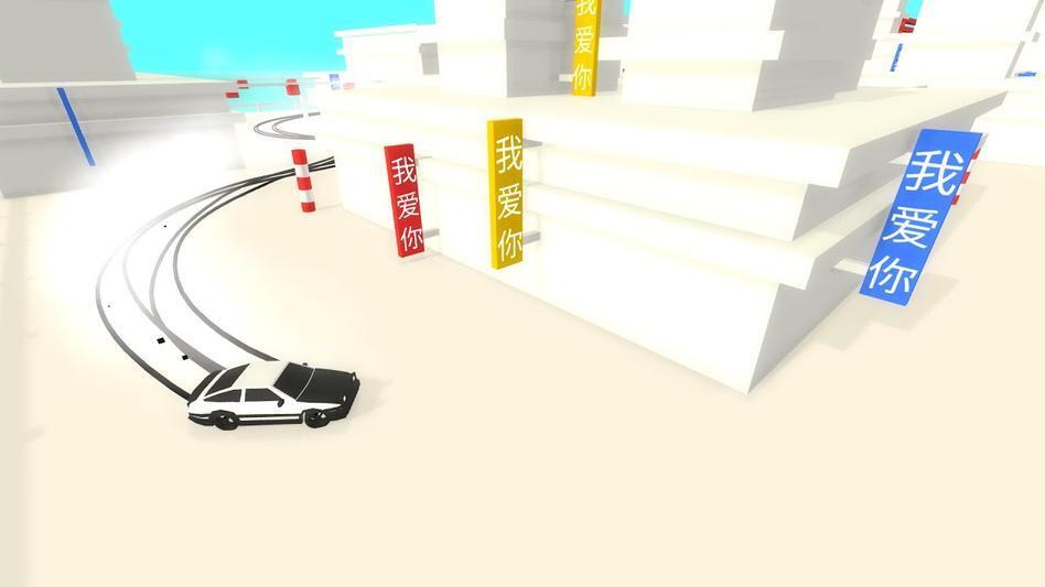 Гоночный симулятор Absolute Drift раздают бесплатно и навсегда