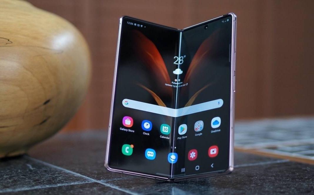 Samsung сняла с продажи новейший складной флагман Galaxy Z Fold 2