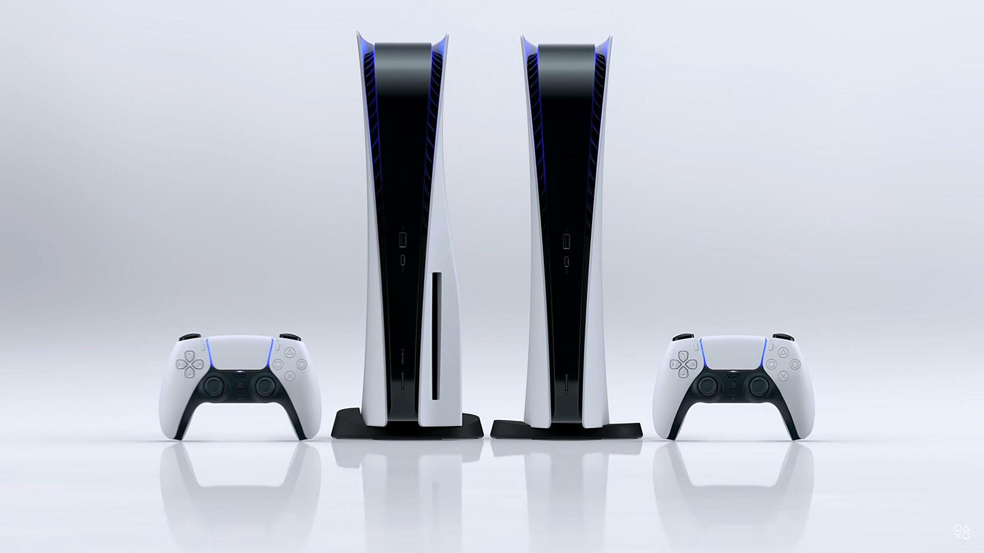 Завтра в Россию привезут новую партию PlayStation 5