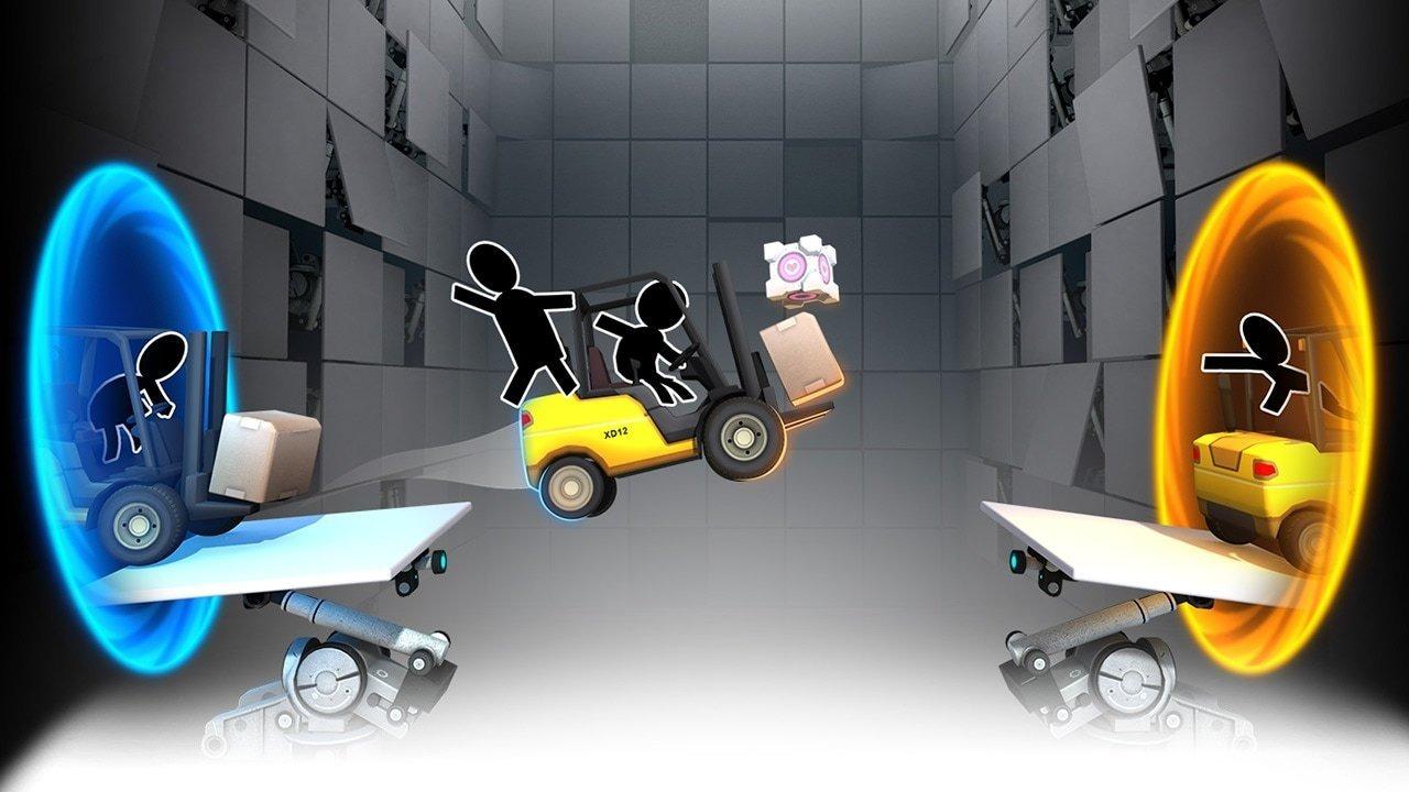 Microsoft наняла одного из создателей легендарной игры Portal