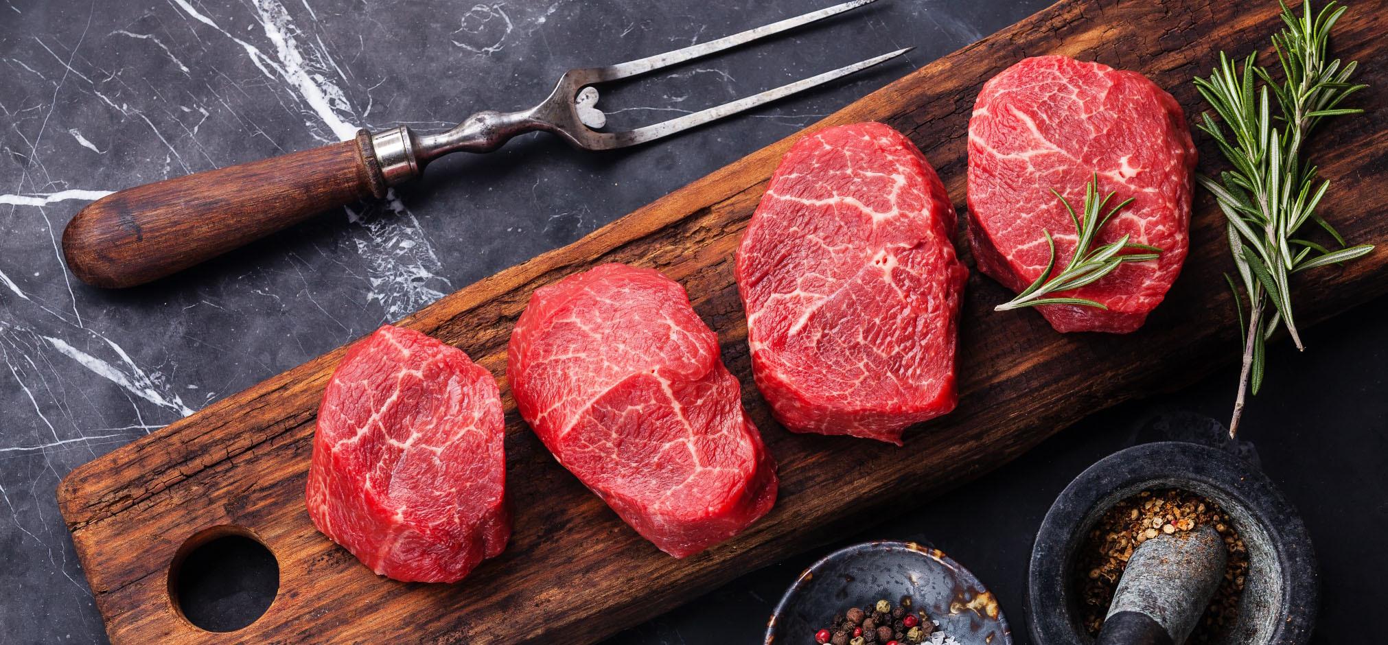 Учёные доказали связь между употреблением красного мяса и раком