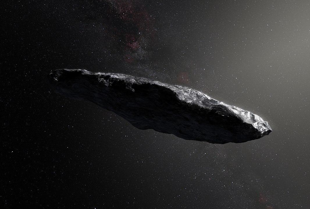 Гарвардский учёный назвал астероид шпионским объектом внеземных цивилизаций