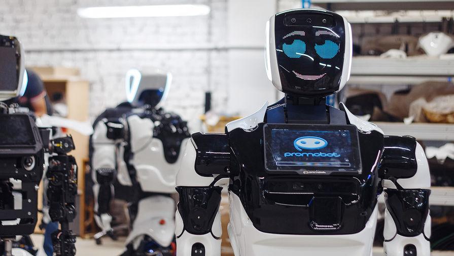 Цифра дня: Сколько россиян боятся, что их заменят роботами на работе