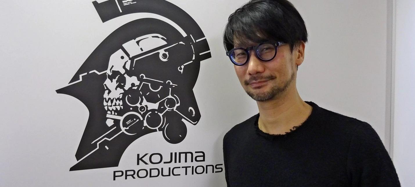 Kojima Production будет разрабатывать для Microsoft игру