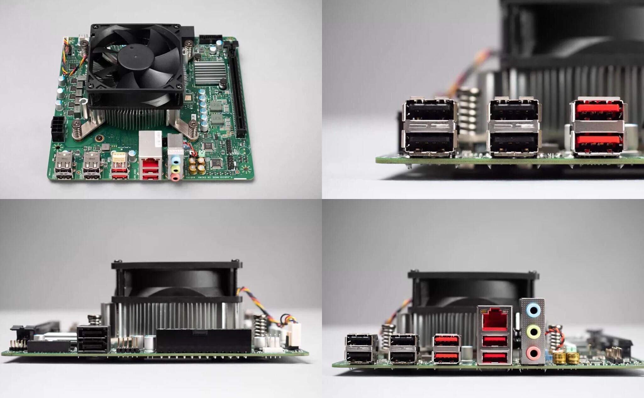 Выпущен компьютер на комплектующих ранней версии консоли Xbox Series X