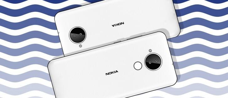 Nokia выпустит недорогой смартфон C30 с огромной батареей