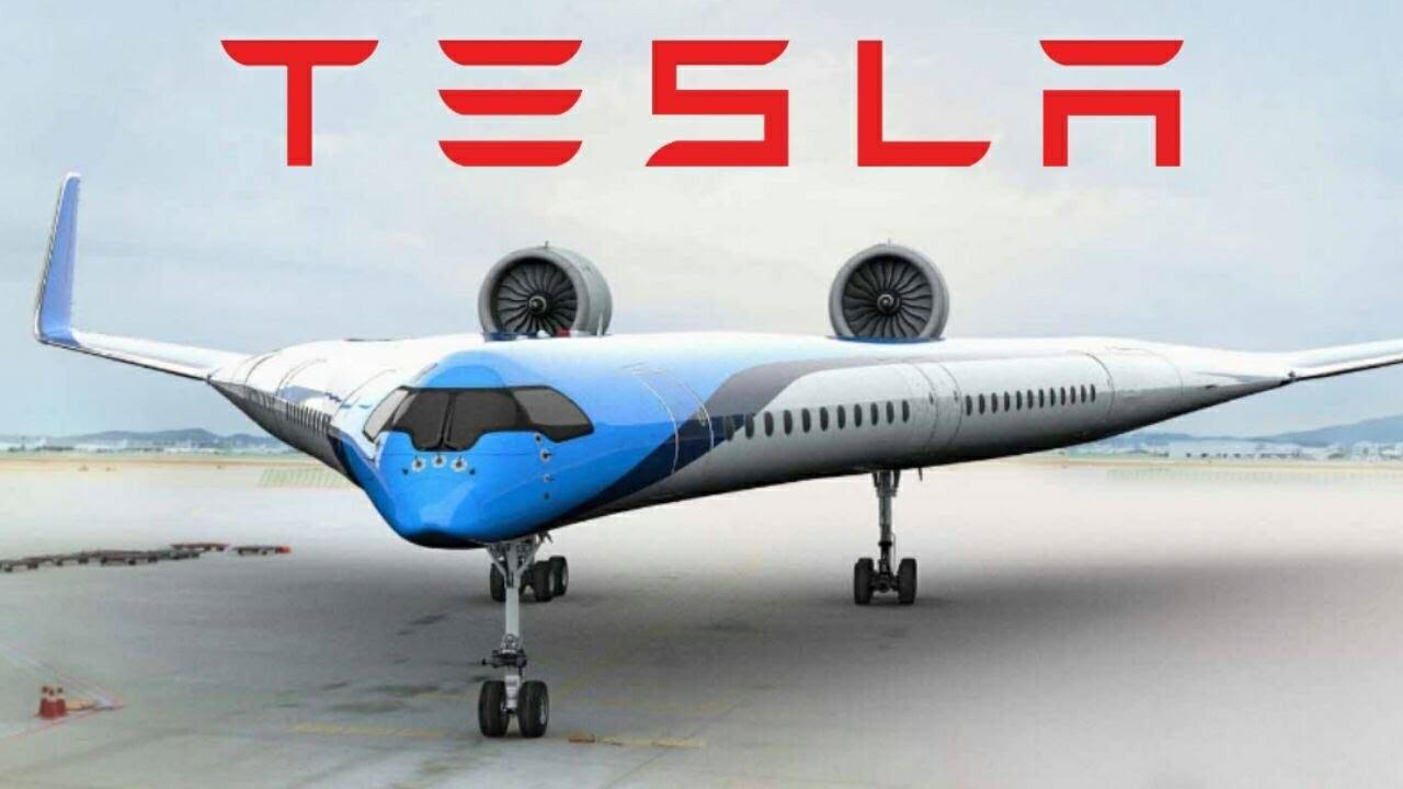 Эксперты предсказали Tesla скорый анонс собственного электросамолёта