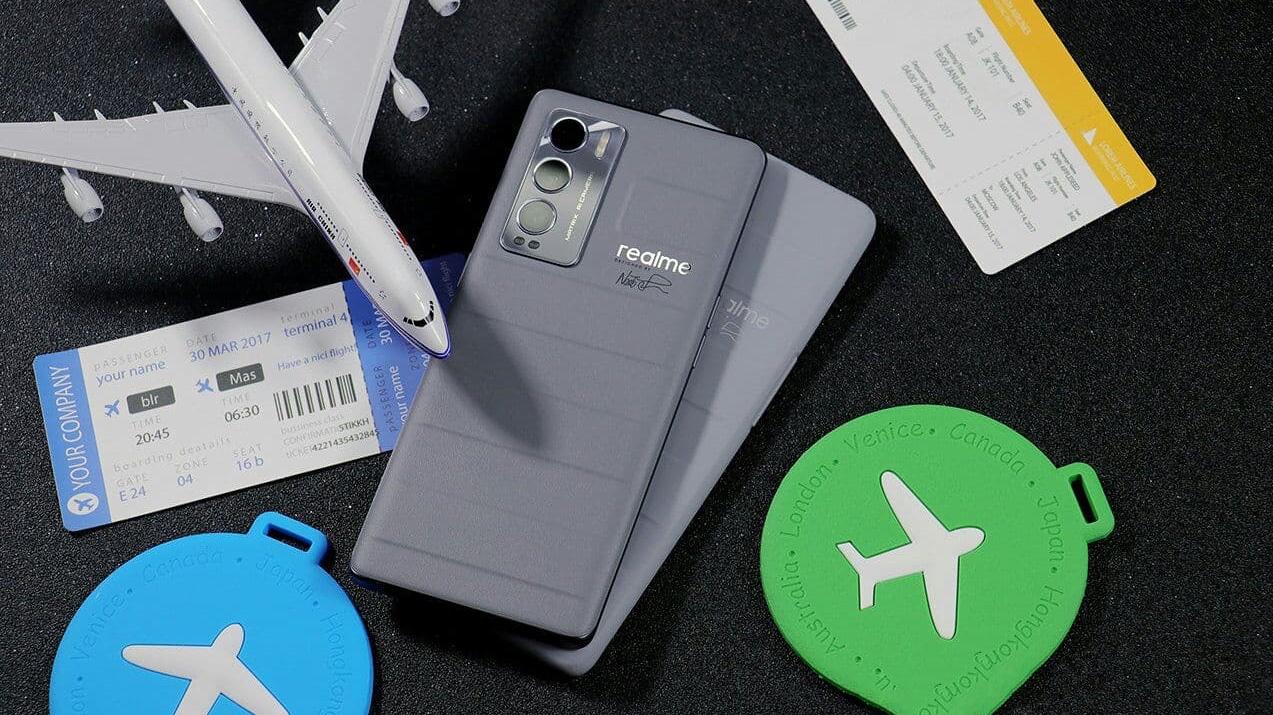 Realme представила новый флагманский камерофон с 19 ГБ оперативной памяти