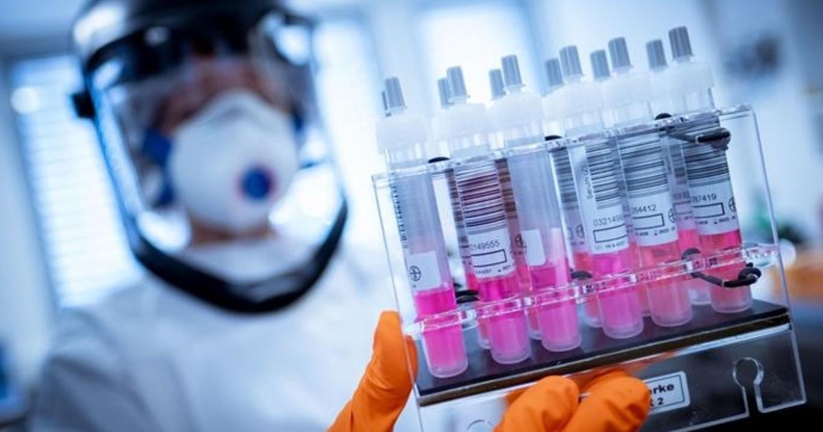 В России изобрели новый тест для определения штаммов COVID-19 всего за два часа