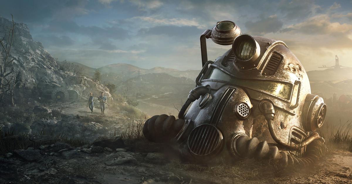 Fallout и другие игры Bethesda продаются со скидками