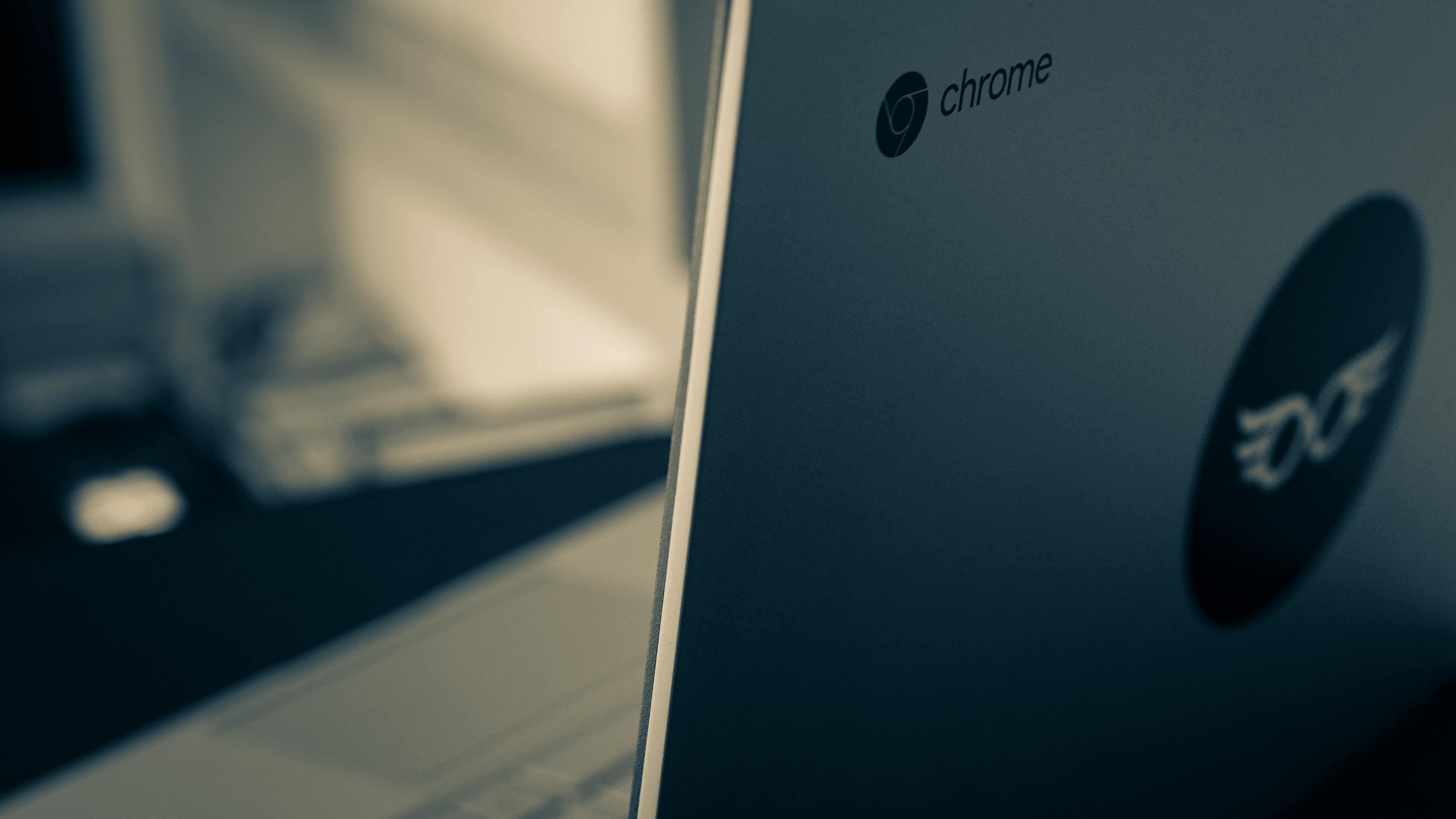 Ноутбуки Google перестали работать из-за опечатки программиста
