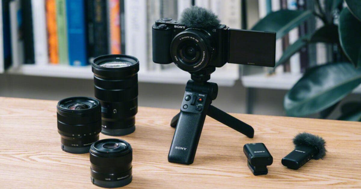 Sony выпустила продвинутую камеру для блогеров и энтузиастов видеосъёмки