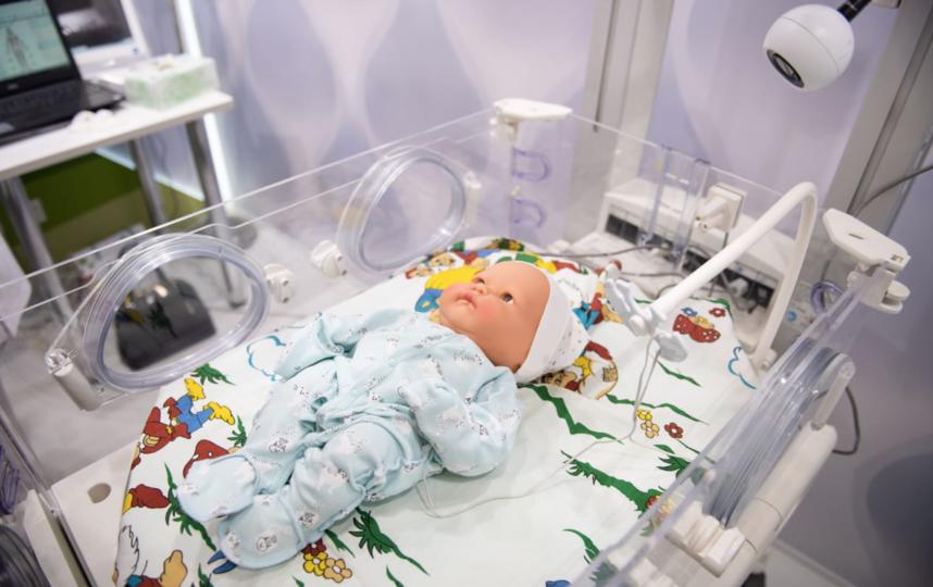 В роддомах Москвы запустили услугу онлайн-наблюдения за новорожденными