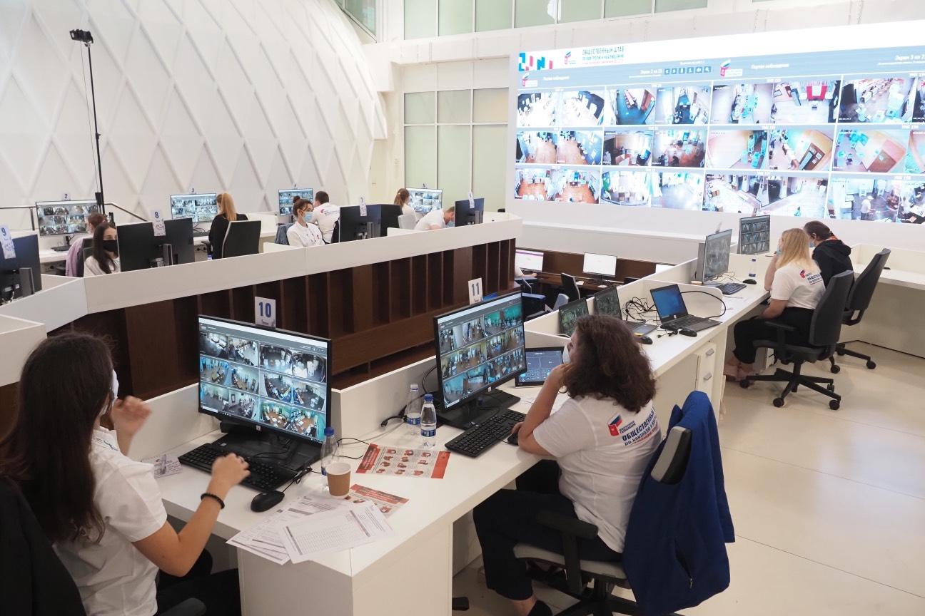 Россиян уверили, что система онлайн-голосования на выборах защищена от кибератак