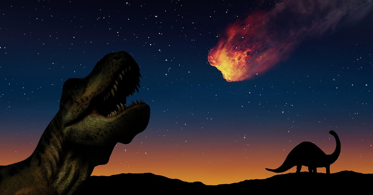 Раскрыта частота падения на Землю убийственных метеоритов