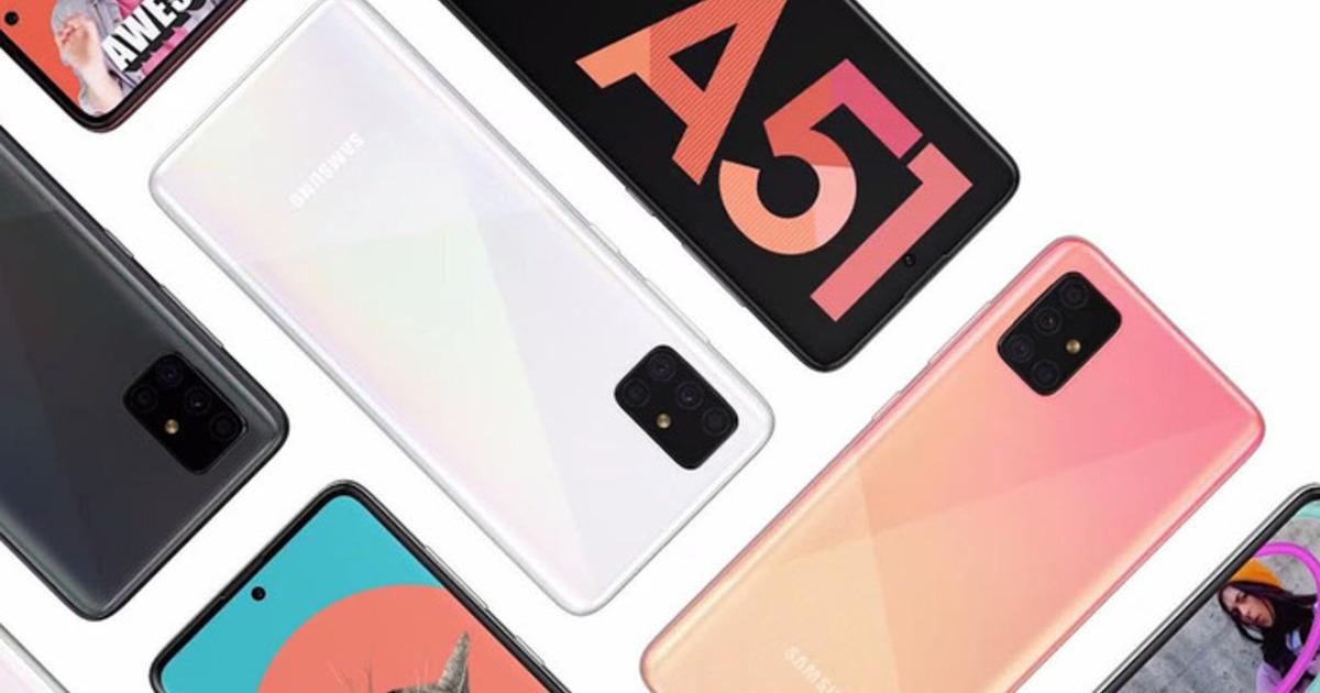 Бюджетный Samsung Galaxy A51 продают дешевле 14 тысяч рублей
