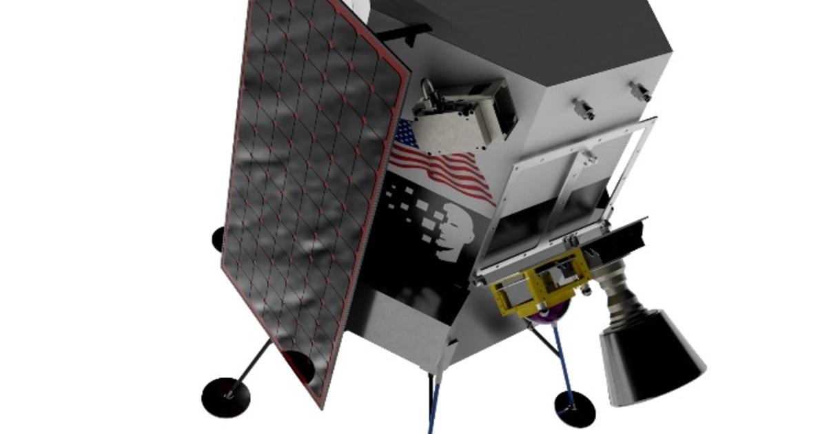 На Луну доставят прыгающего робота
