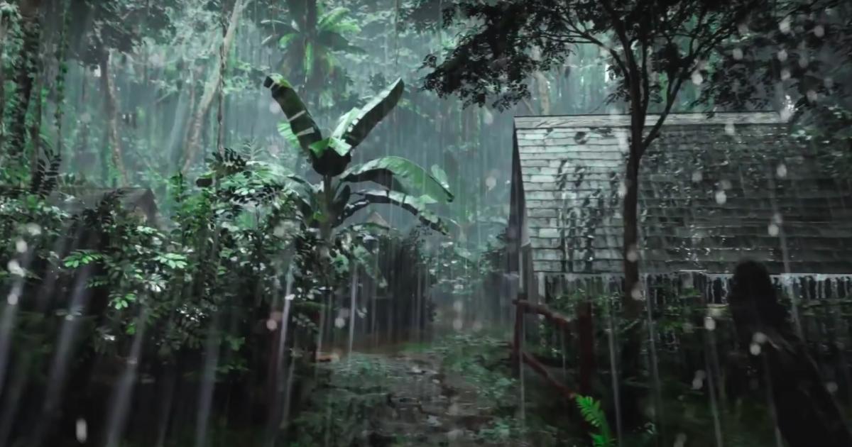 Игроделы опубликовали видео с фотореалистичным лесом на компьютерной графике нового поколения