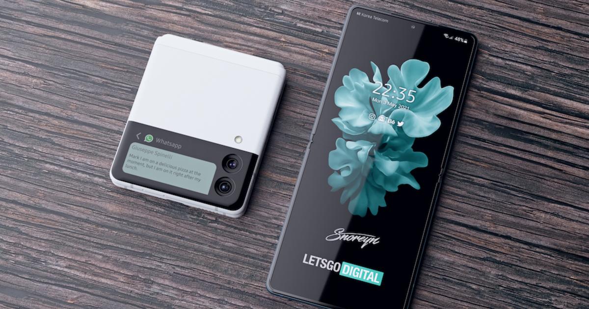 Грядущий флагман Samsung Galaxy Z Flip 3 станет самым дешёвым складным смартфоном компании в истории