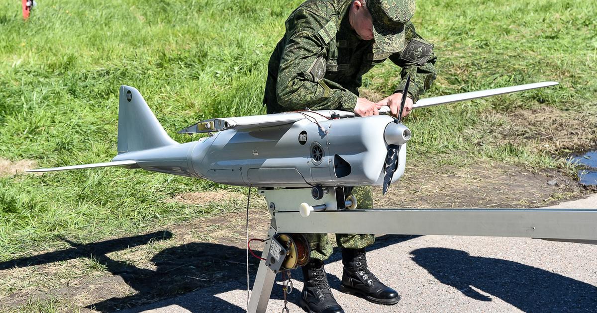 Россию уличили в закупке японских двигателей для военных беспилотников