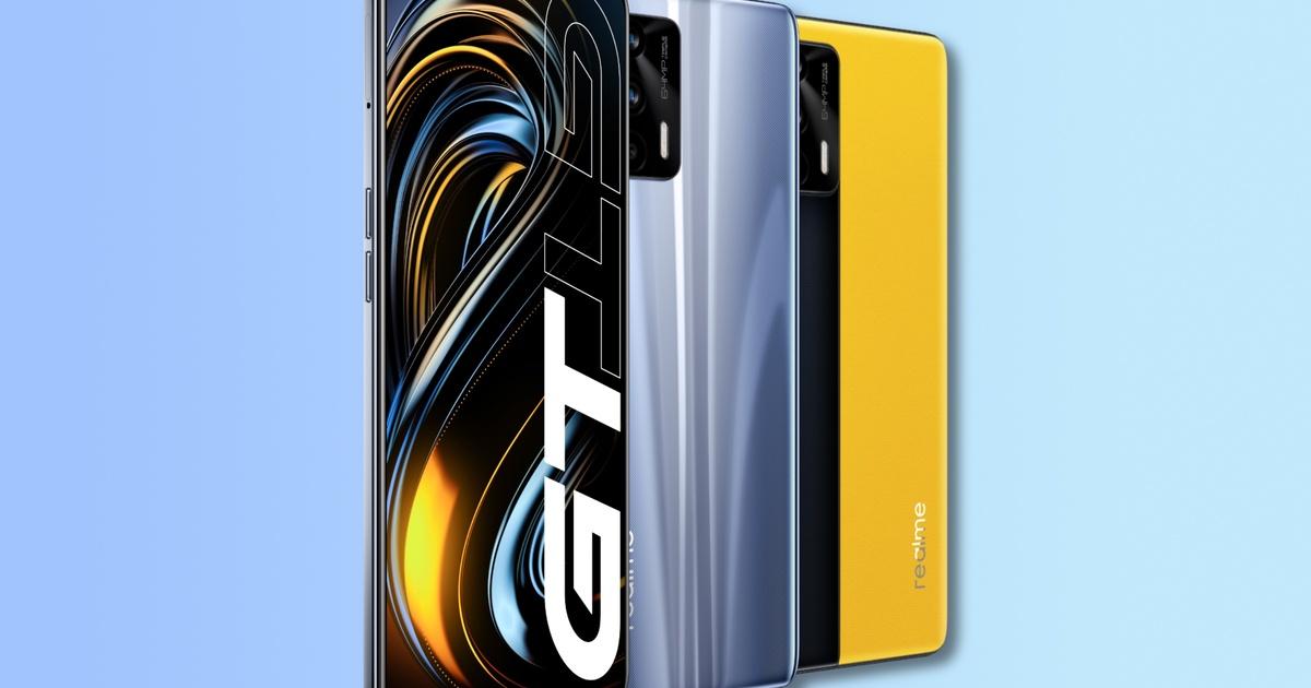 Объявлены российские цены смартфона Realme GT с мощным флагманским процессором