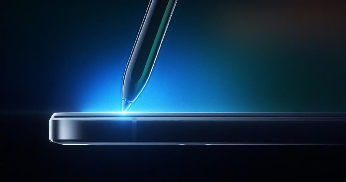 Xiaomi назвала дату анонса нового планшета Mi Pad 5 с поддержкой фирменного стилуса