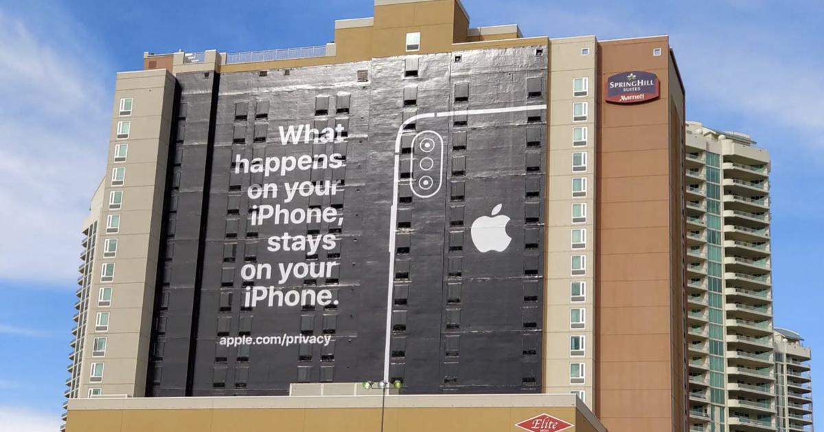 """Обещание Apple не """"сливать"""" информацию с iPhone третьим лицам продержалось всего 2.5 года"""