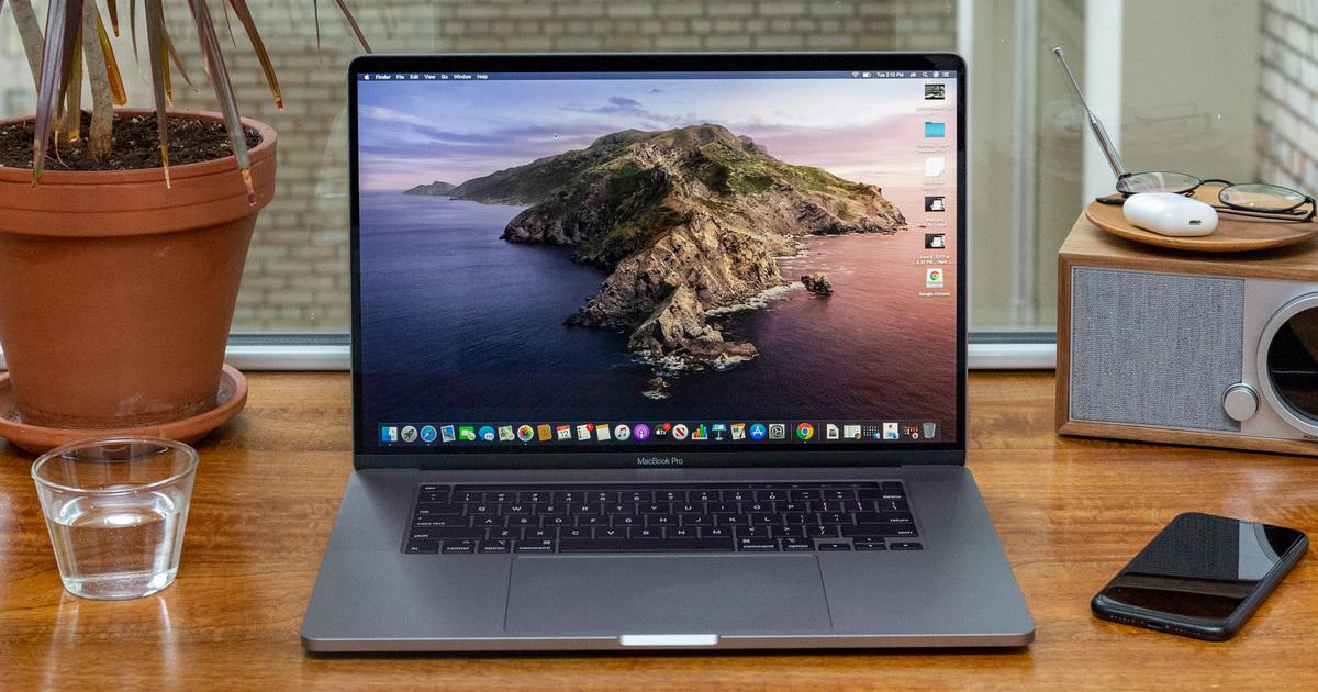 Ноутбуки Apple MacBook впервые с 2016 года получат новый дизайн корпуса