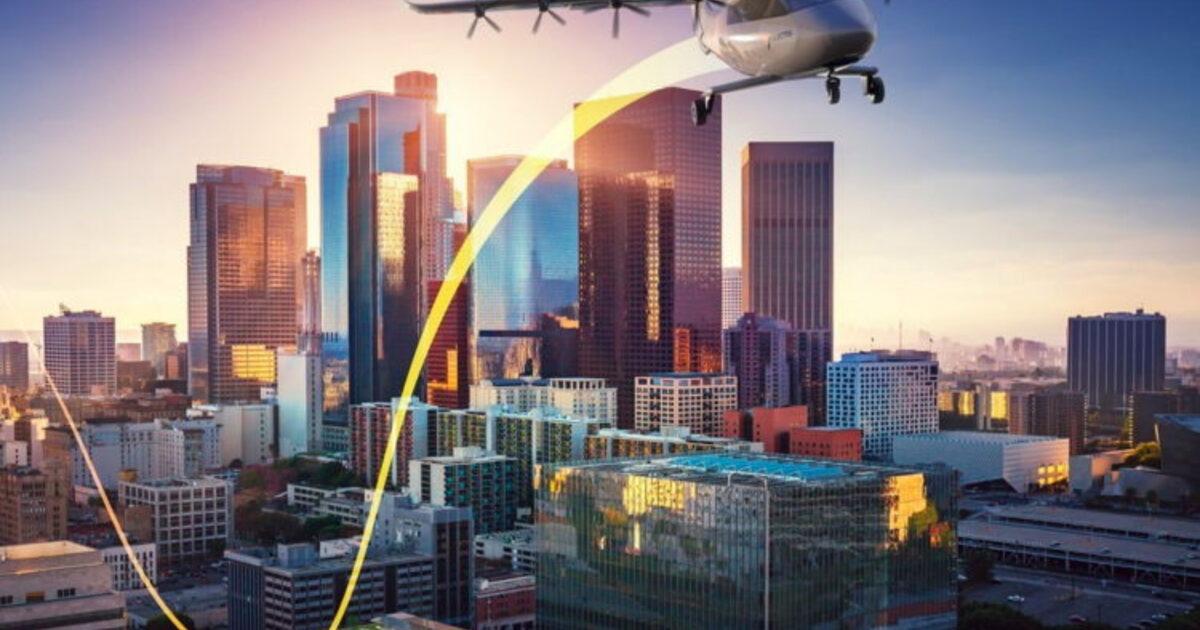 Эксперты рассказали, как скоро появятся электрические аэротакси
