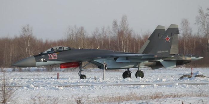 В США выбрали лучший российский истребитель