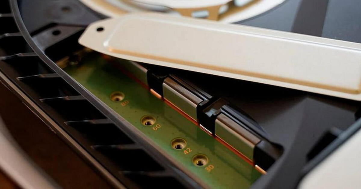 Старые игры на PS5 работают быстрее с внешнего SSD, чем с распаянного внутреннего