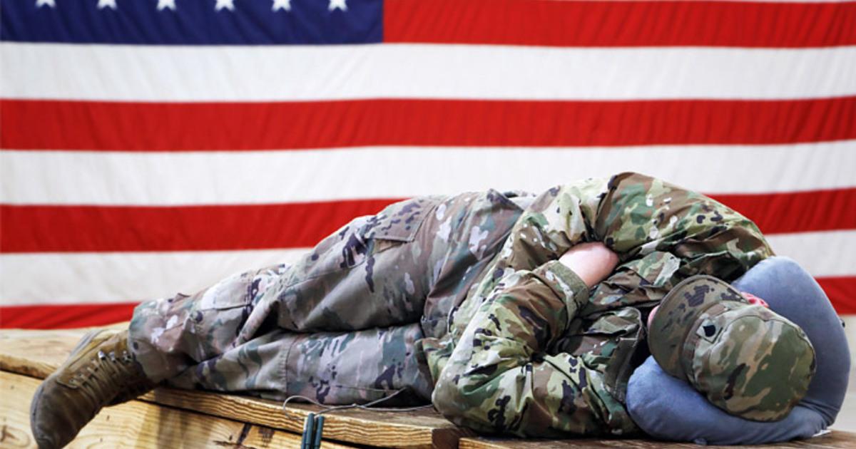 Американский эксперт назвал армию США «бумажным тигром»