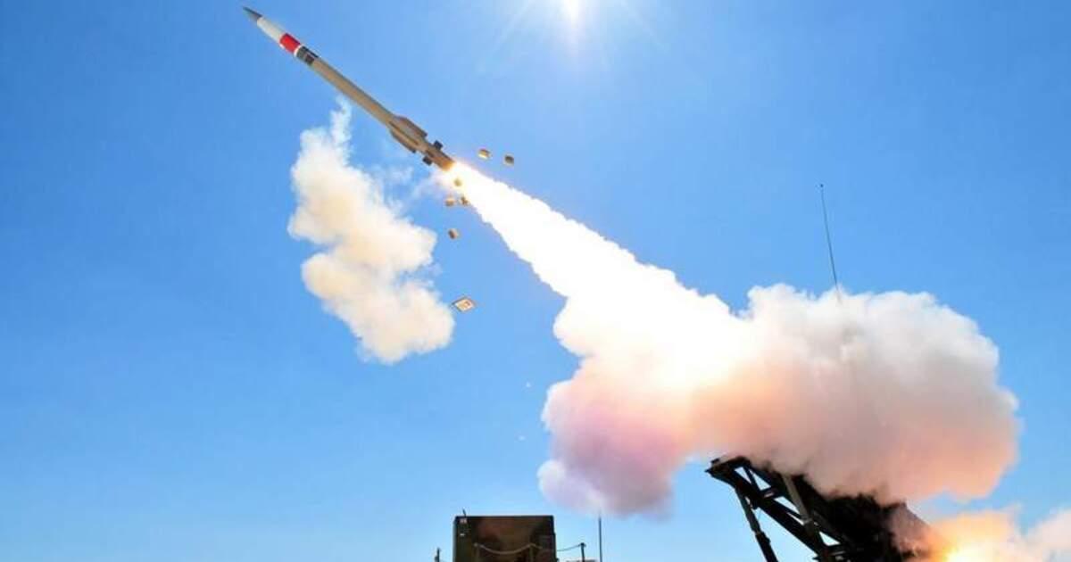 В США испытали новейшие управляемые ракеты