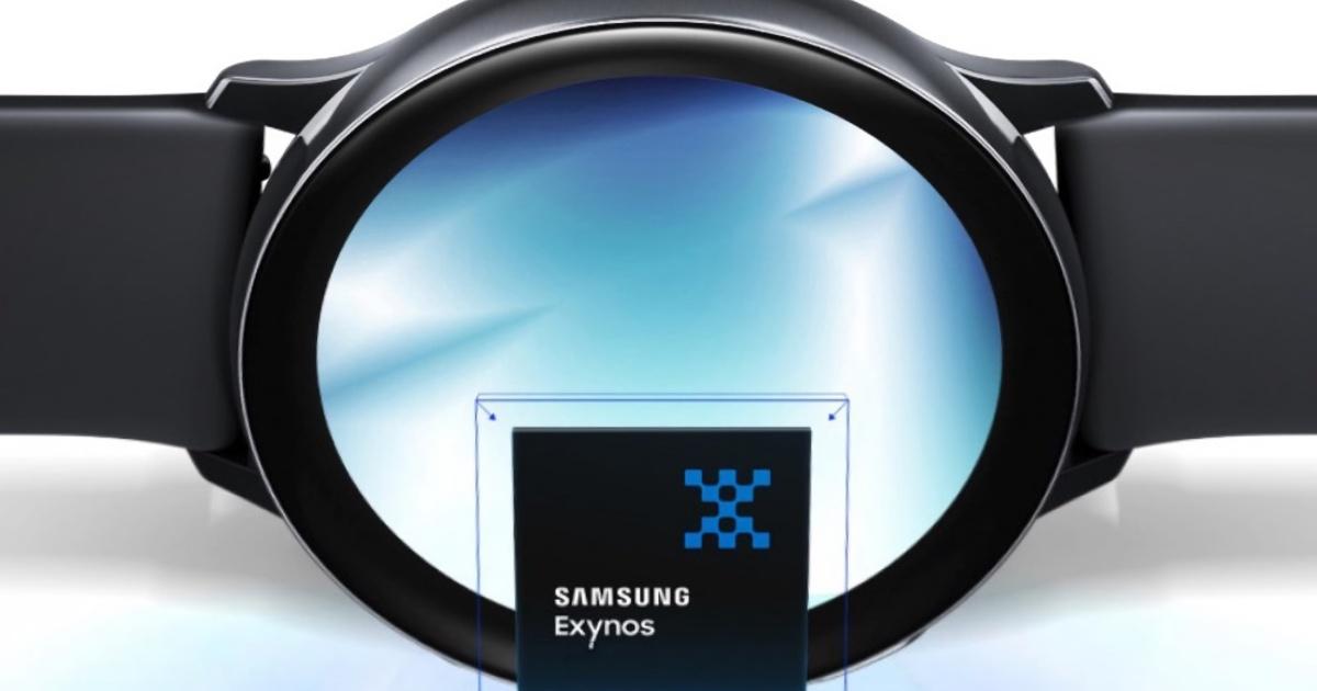 Samsung анонсировала новый процессор для грядущих «умных» часов Galaxy Watch 4
