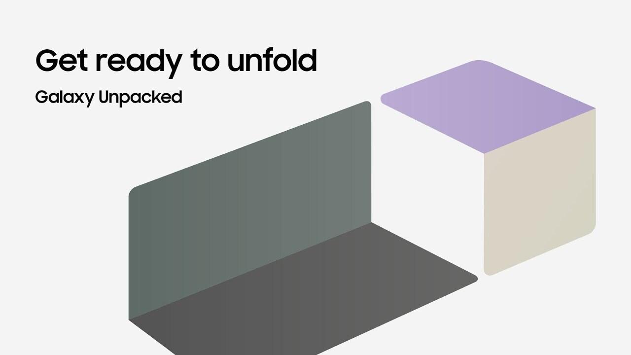 Где посмотреть анонс новых складных флагманов Samsung Galaxy Z Fold 3 и Z Flip 3