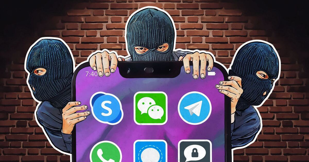 Цифра дня: Сколько россиян считают, что за ними следят через смартфоны?