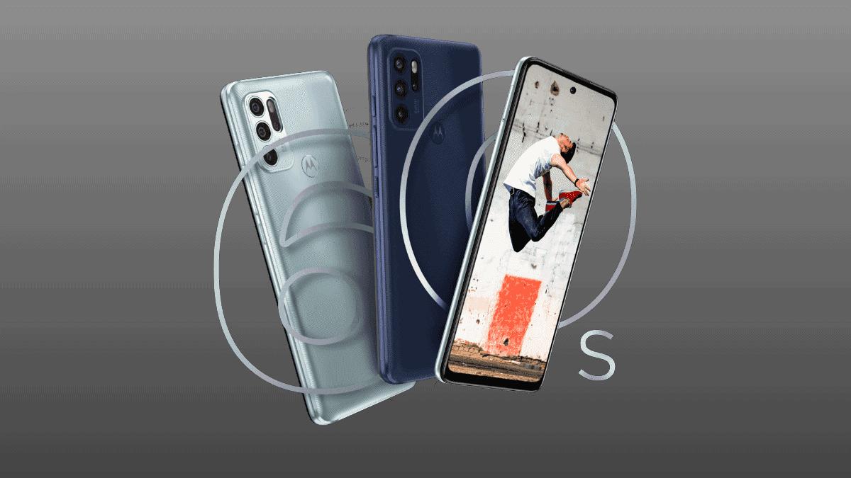 Motorola анонсировала новый смартфон с быстрым экраном и большим аккумулятором