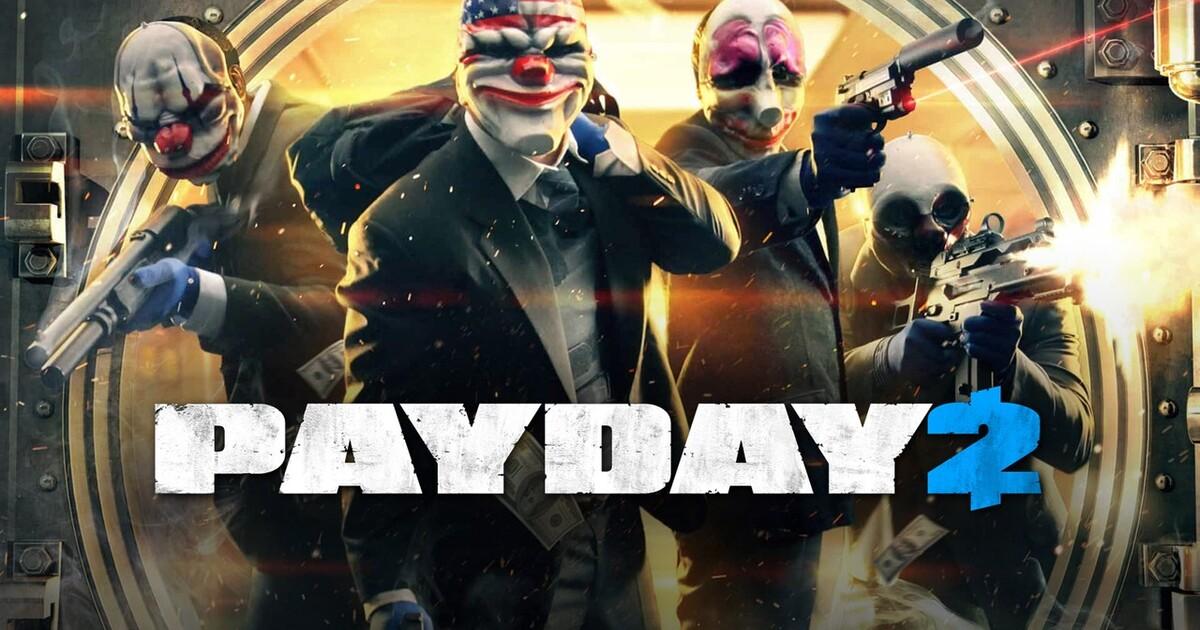Игра-симулятор преступника PAYDAY 2 стала временно бесплатной
