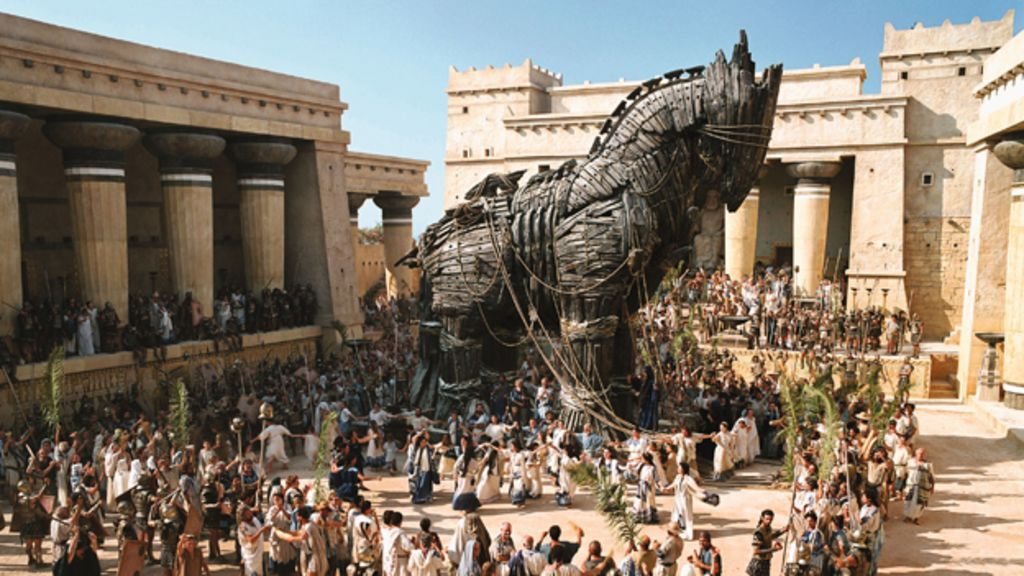 Учёные сообщили о найденном Троянском коне