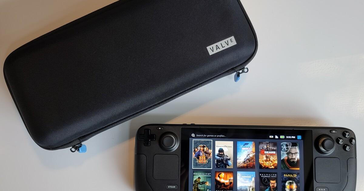 Глава Xbox похвалил «карманную» консоль Steam