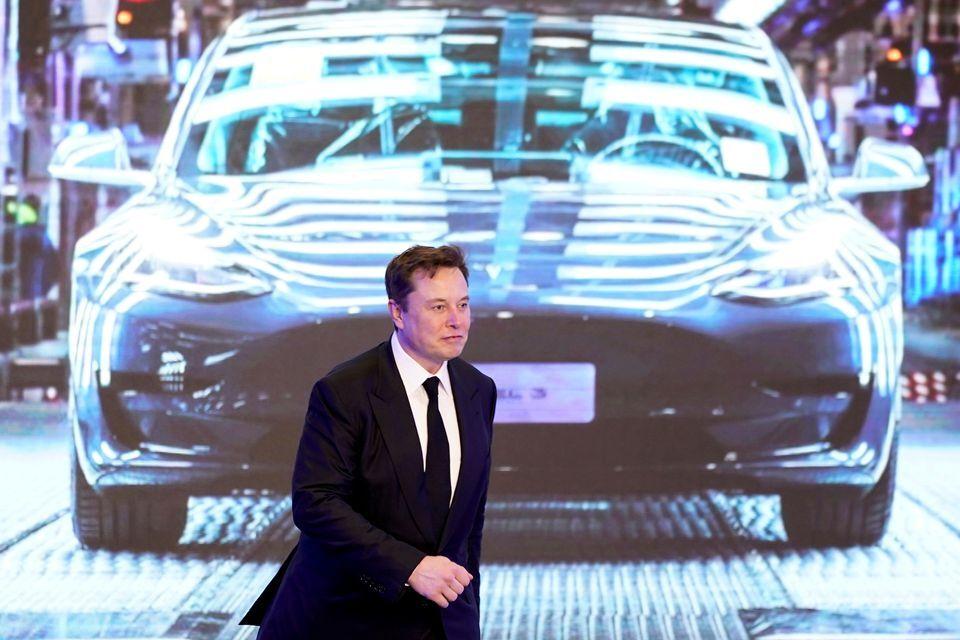 Илон Маск хочет открыть первый европейский завод Тесла в октябре