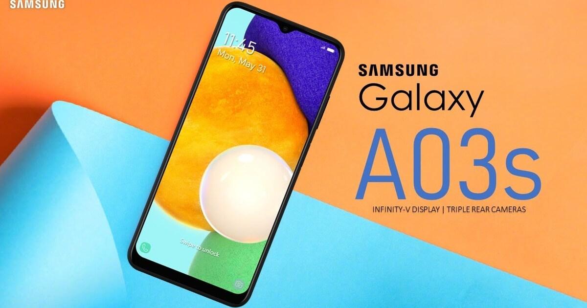 В сеть «утекли» фотографии нового недорогого смартфона Samsung Galaxy A03s