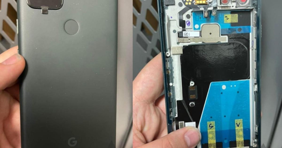 «Живые» фотографии нового недорогого смартфона Google Pixel 5a опубликовали в сети накануне анонса