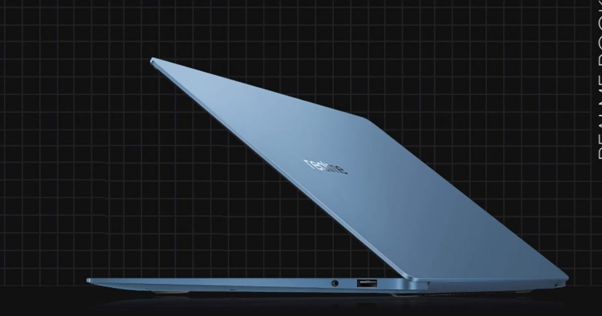 Офлайн-магазины раскрыли характеристики первого ноутбука Realme
