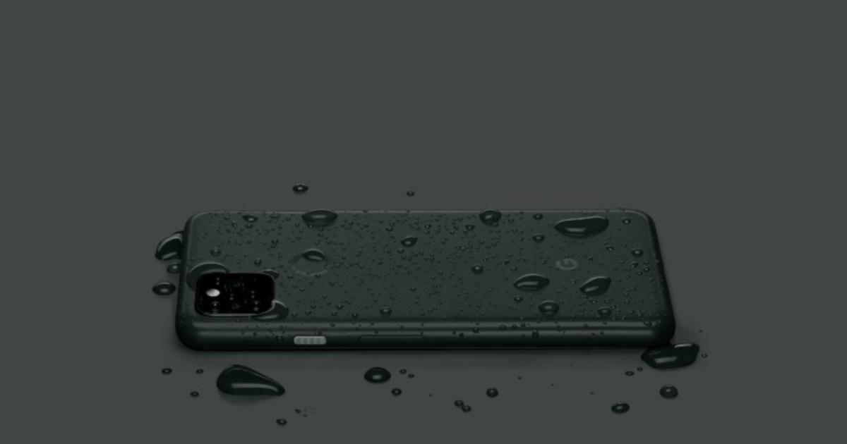 Google снизила цену и увеличила батарею в своём новом недорогом смартфоне Pixel 5a