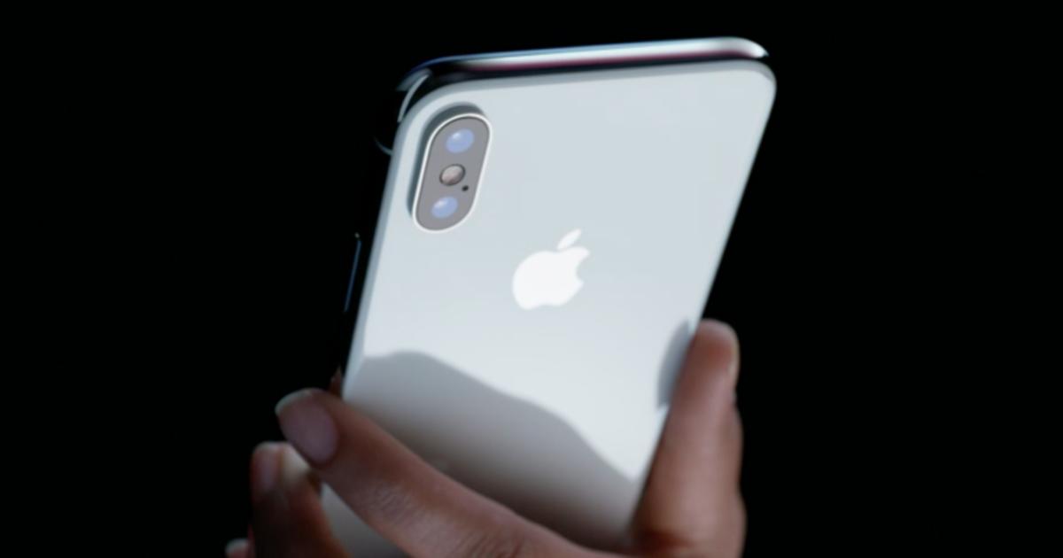 iPhone X остался невредимым после падения с высоты 3,5 км