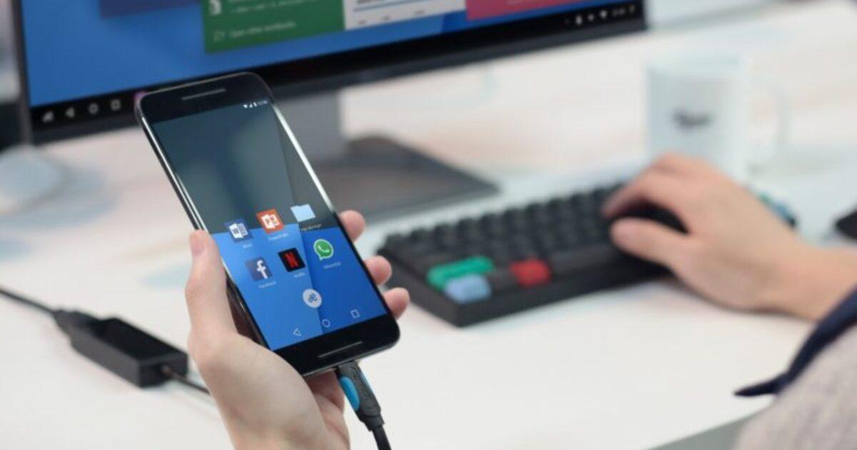 Эксперт сообщил, как быстро передать данные со смартфона на компьютер