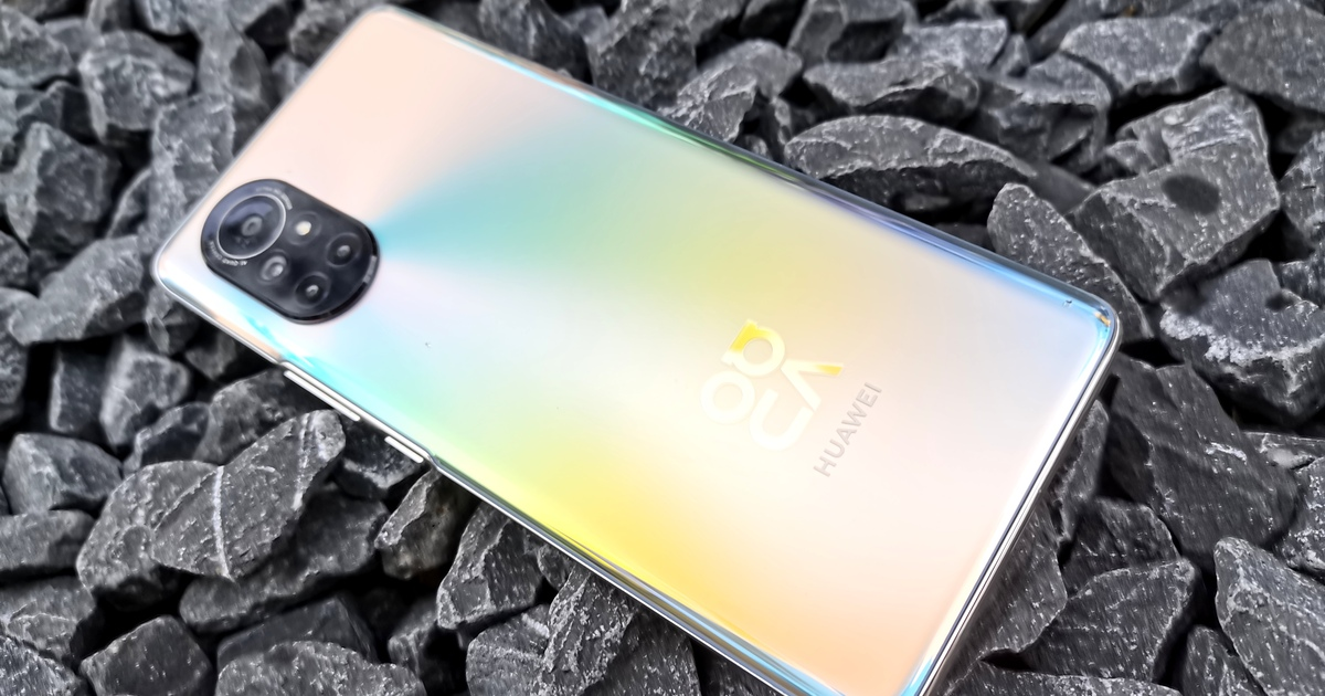 В России начались продажи новейшего смартфона среднего класса Huawei
