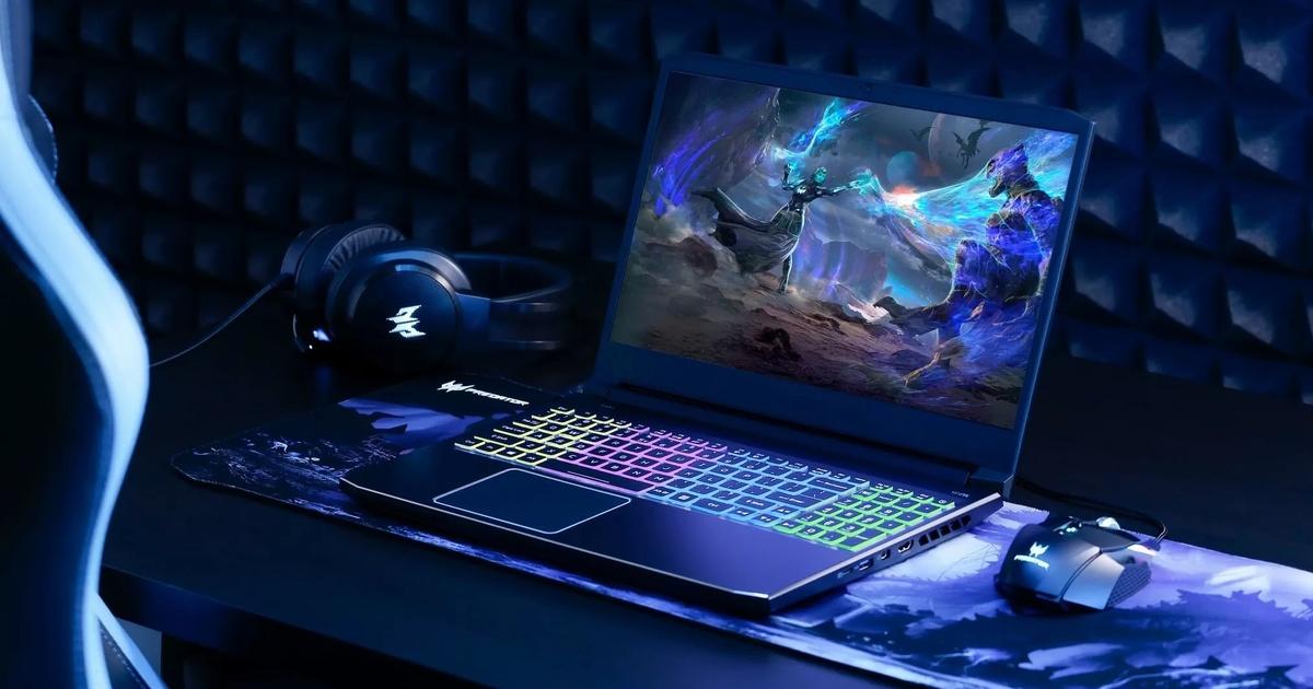 Intel выпустит не работающий «из коробки» игровой ноутбук